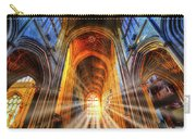 Bath Abbey Sun Rays Carry-all Pouch