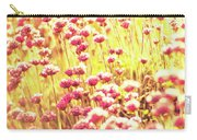 Bathed In Golden Light Carry-all Pouch