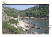 Bathers At Cales Coves Carry-all Pouch