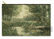 Bathers. Woodland Carry-all Pouch