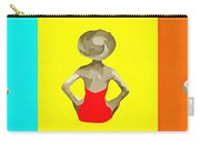 Bathing Beauties Trio Pop Art Carry-all Pouch