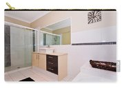 Bathroom And Bath Carry-all Pouch