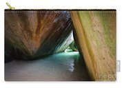Baths At Virgin Gorda Carry-all Pouch