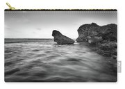 Bathsheba Flow Bw Carry-all Pouch