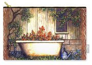 Bathtub Garden Carry-all Pouch