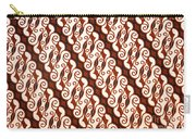 Batik  Carry-all Pouch