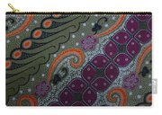 Batik Art Pattern Carry-all Pouch