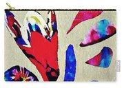 Batik Bouquet Carry-all Pouch
