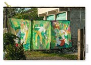 Batik Studio At Coba Village Carry-all Pouch
