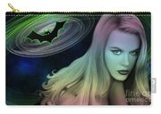 Batman And Nicole #0070 Carry-all Pouch