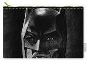 Batman Carry-all Pouch by Salman Ravish