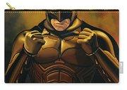 Batman The Dark Knight  Carry-all Pouch by Paul Meijering