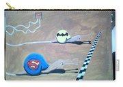 Batman Vs Superman Snail Carry-all Pouch