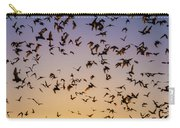 Bats At Bracken Cave Carry-all Pouch