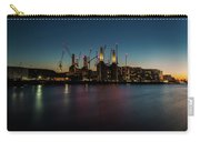 Battersea Power Station On The Thames, London Carry-all Pouch
