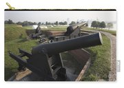 Battery Of Cannons At Fort Mchenry Carry-all Pouch