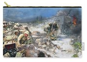 Battle At Roberts Ridge Carry-all Pouch