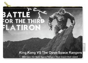 Battle For The Third Flatiron Carry-all Pouch