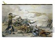 Battle Of Beecher's Island Carry-all Pouch