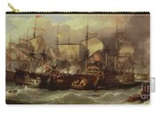 Battle Of Cape St Vincent Carry-all Pouch