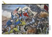 Battle Of Chattanooga 1863 Carry-all Pouch by Granger