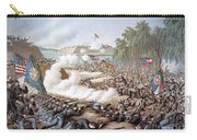 Battle Of Corinth, 1862 Carry-all Pouch by Granger