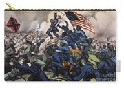 Battle Of Fort Wagner, 1863 Carry-all Pouch by Granger
