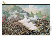 Battle Of Kenesaw Mountain Georgia 27th June 1864 Carry-all Pouch by American School