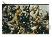 Battle Of Little Bighorn Carry-all Pouch