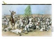 Battle Of Omdurman 1898 Carry-all Pouch