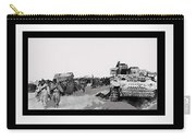 Battle Of Stalingrad 1943 Color Added 2016 Carry-all Pouch