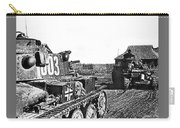 Battle Of Stalingrad Nazi Tanks Carry-all Pouch