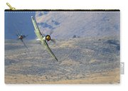 Battle Of The Hawker Sea Furys Carry-all Pouch