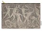 Battle Of The Nudes Carry-all Pouch
