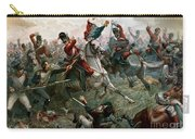 Battle Of Waterloo Carry-all Pouch