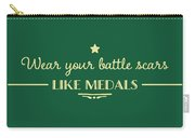 Battle Scars - For Women Carry-all Pouch
