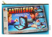 Battleship Board Game Painting  Carry-all Pouch