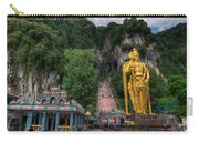 Batu Caves Carry-all Pouch by Adrian Evans
