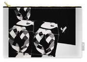 Bauhaus Ballet 2 The Cubist Harlequin Carry-all Pouch