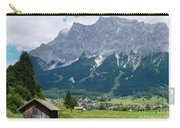 Bavarian Alps Landscape Carry-all Pouch