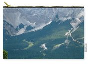 Bavarian Alps With Shed Carry-all Pouch