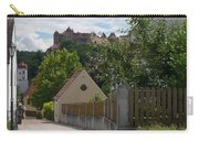Bavarian Village With Castle  View Carry-all Pouch