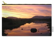 Baxter State Park At Sunset Carry-all Pouch