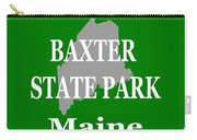 Baxter State Park Pride Carry-all Pouch