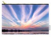 Bay Farm Island Sunrise Carry-all Pouch