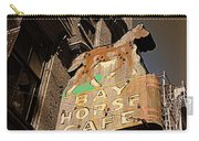 Bay Horse Cafe Sign Carry-all Pouch