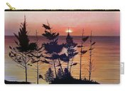 Bay Of Fundy Sunset Carry-all Pouch