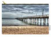 Bay Side Lynnhaven Fishing Pier Carry-all Pouch