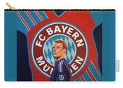 Bayern Munchen Painting Carry-all Pouch