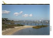 Bayfront St. Augustine Carry-all Pouch